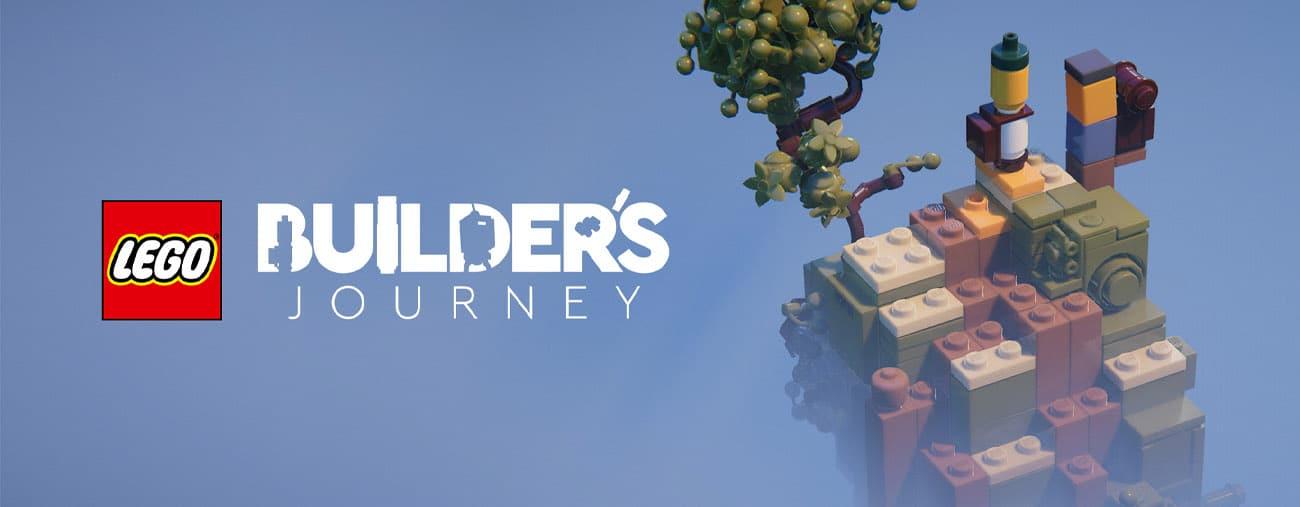 LEGO builder's journey switch