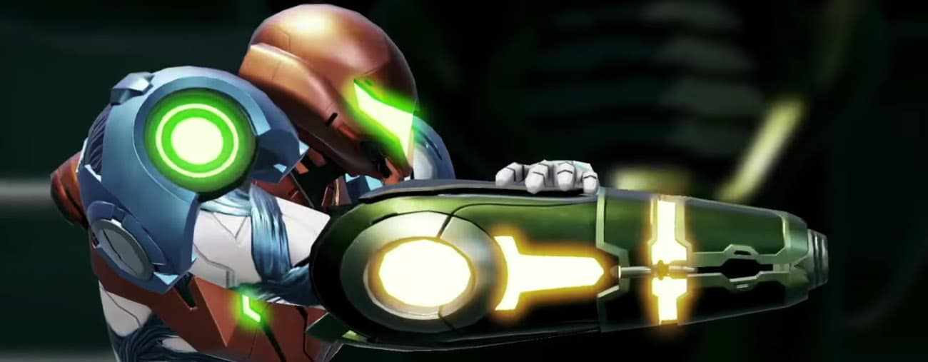 metroid dread metroid 5 annonce switch