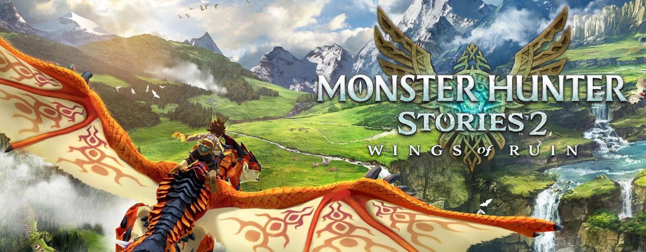monster hunter stories 2 wings of ruin nouveau trailer