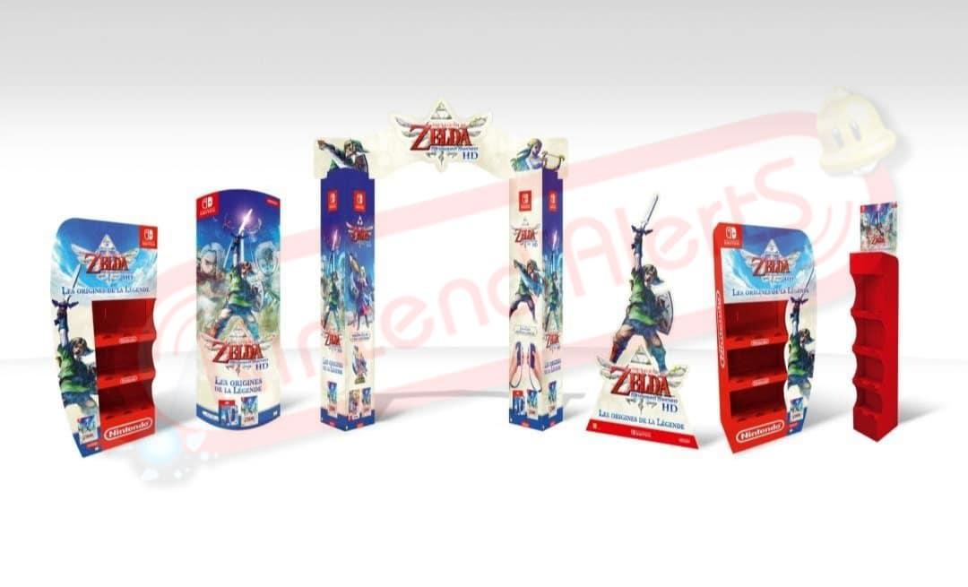 PLV Zelda Skyward Sword HD Nintendo Switch