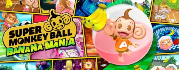 super monkey ball banana mania switch