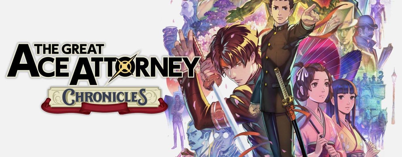 the great ace attorney switch sortie
