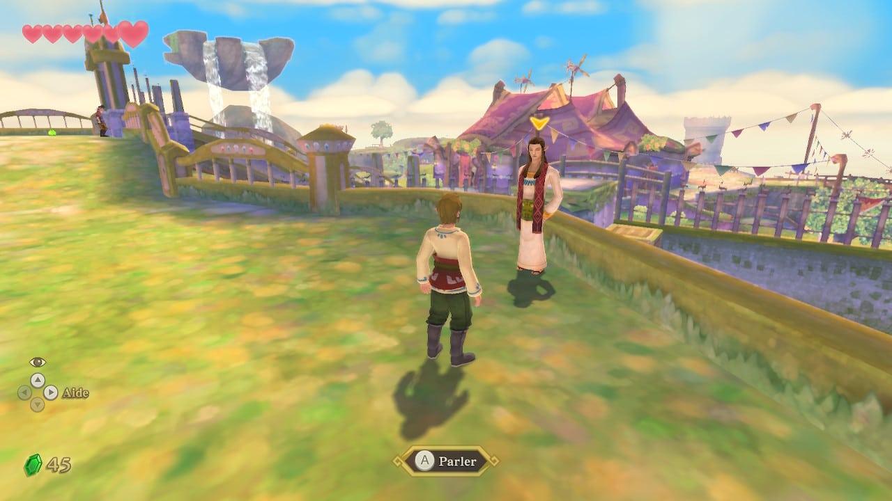 skyward sword hd tuto