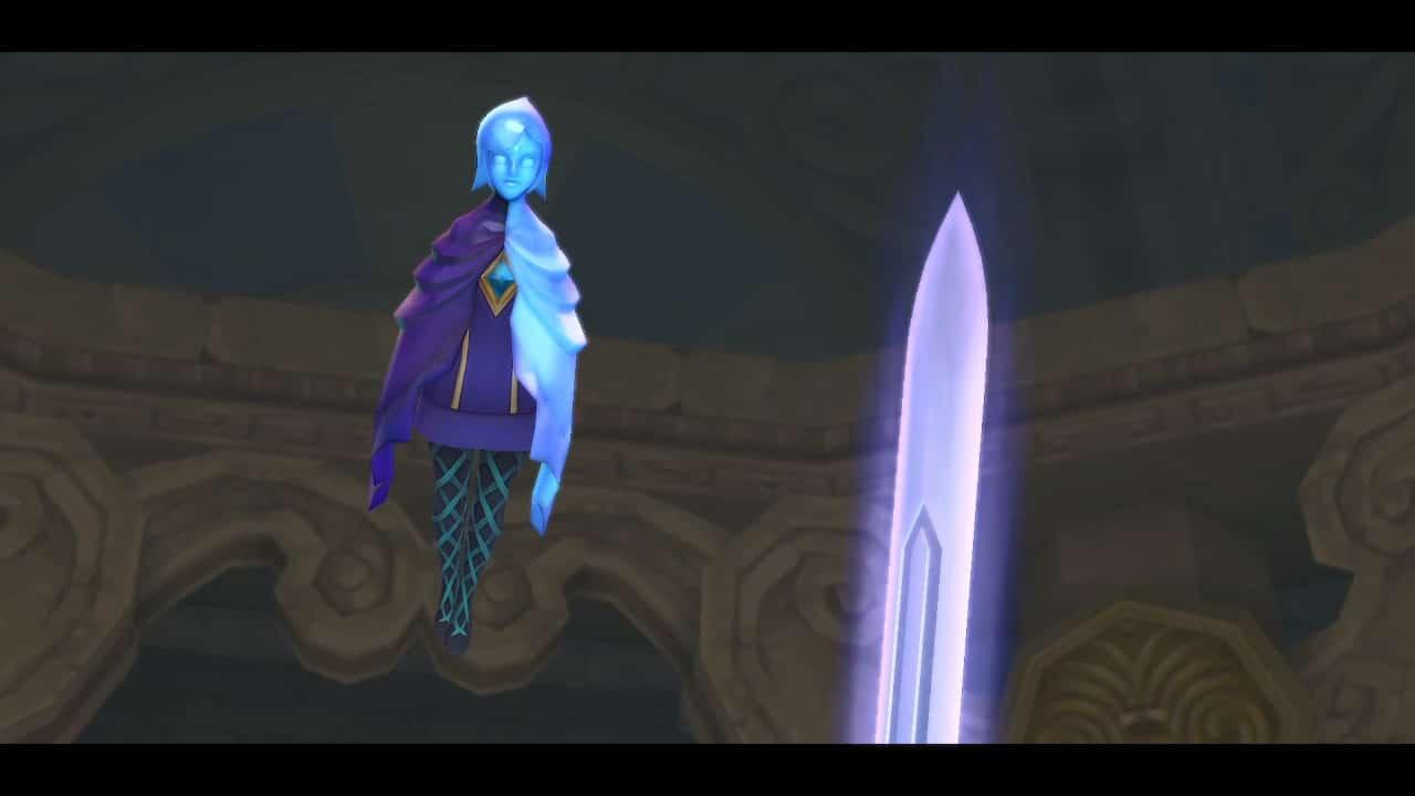 skyward sword hd Fay