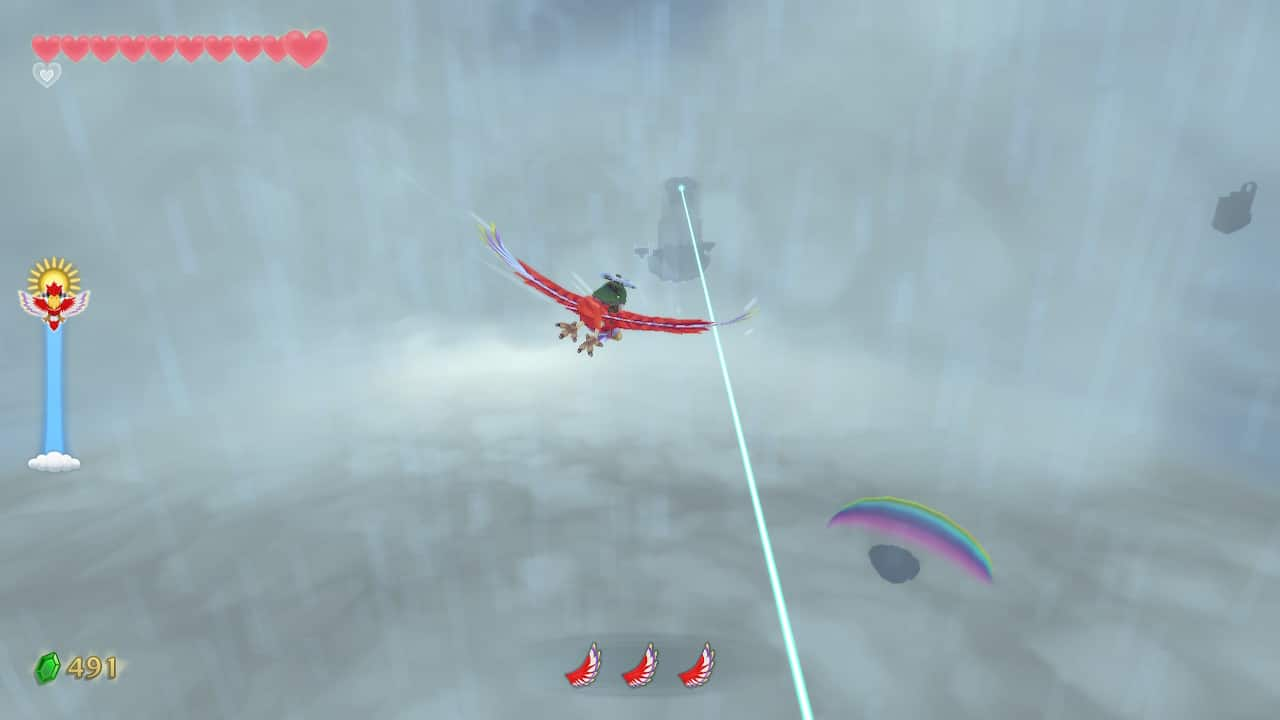 skyward sword hd cumulonimbus
