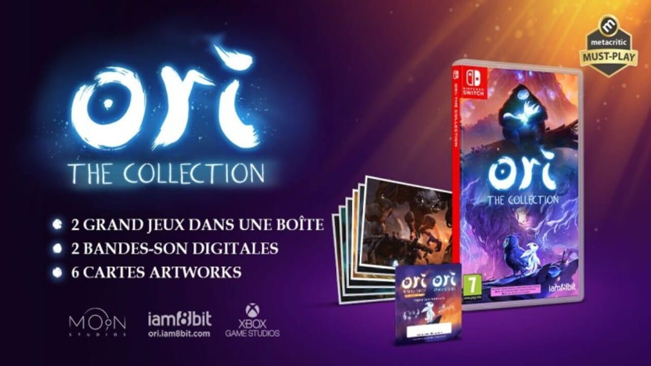 Ori The Collection Switch