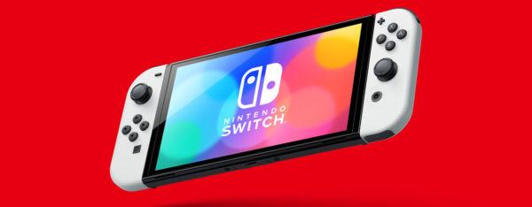 Nintendo Switch OLED - Tout savoir sur la console - GUIDE