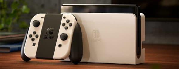 Non, la Nintendo Switch OLED n'est pas plus puissante, c'est officiel