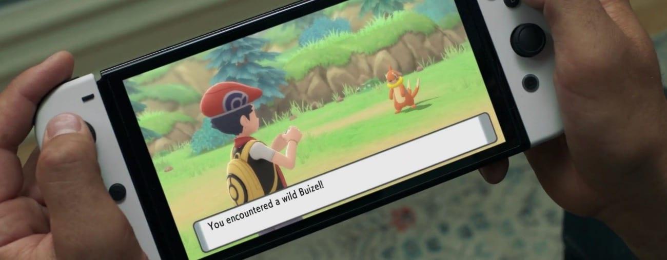 Pokémon Diamant et Perle Switch OLED