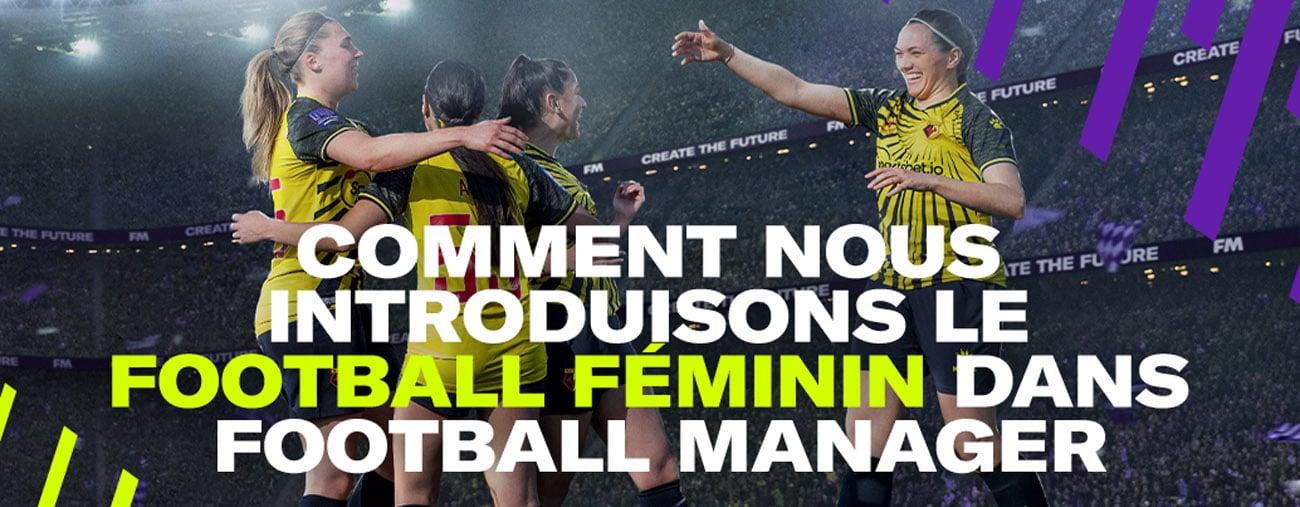 football féminin football manager sports interactive