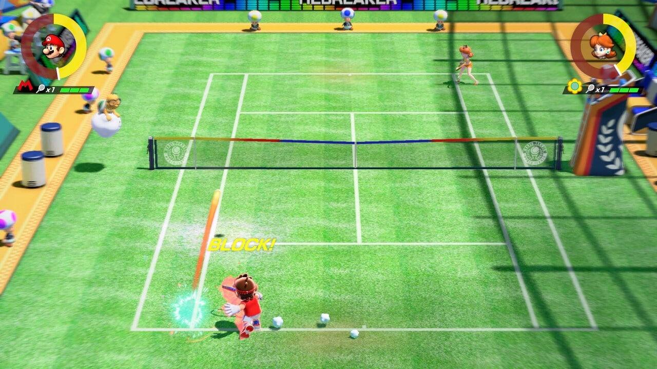 jeux de sport mario tennis aces switch