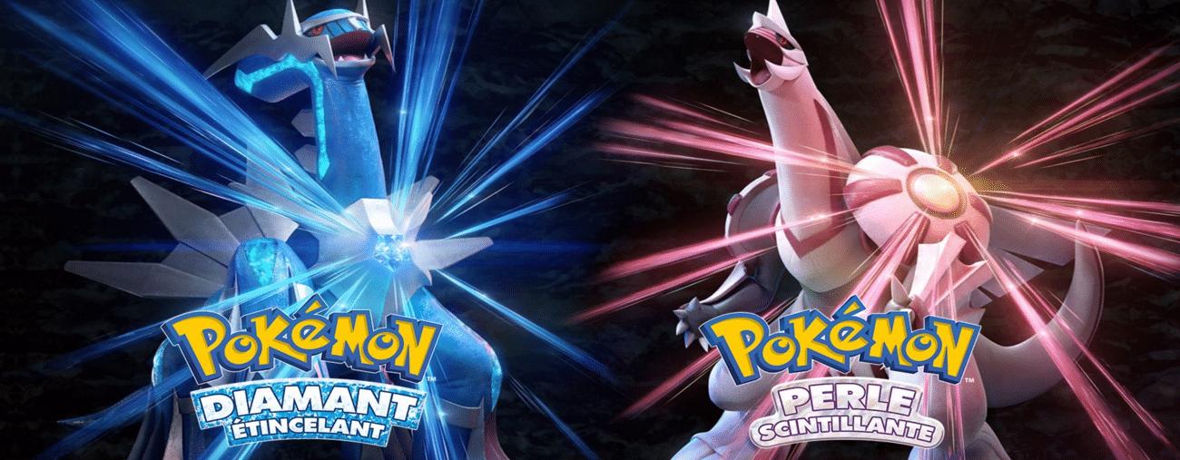 Pokémon diamant étincellant