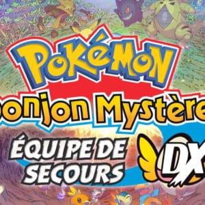 Pokémon Presents - Donjon