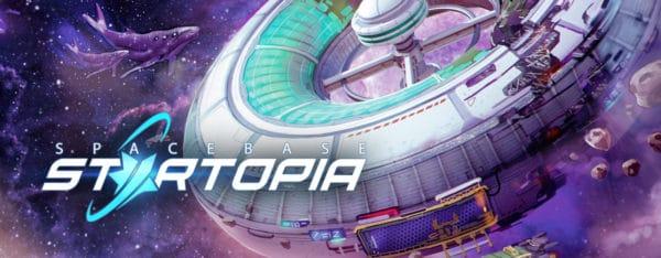 Spacebase Startopia Nintendo Switch