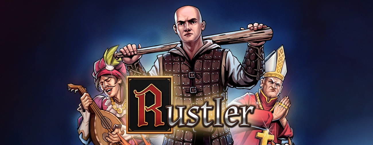Rustler - Le GTA-like médiéval disponible aujourd'hui sur Switch