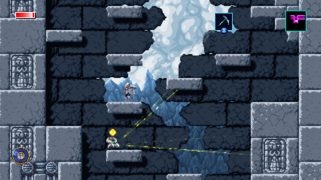 axiom verge 2 screenshot1
