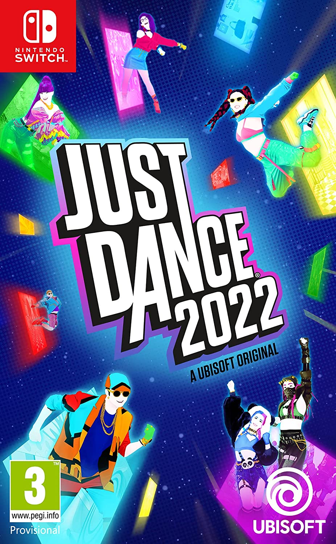 Just Dance 2022 Nintendo Switch
