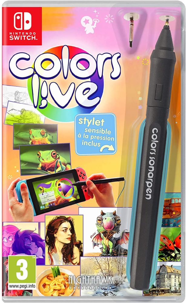 Colors Live Nintendo Switch