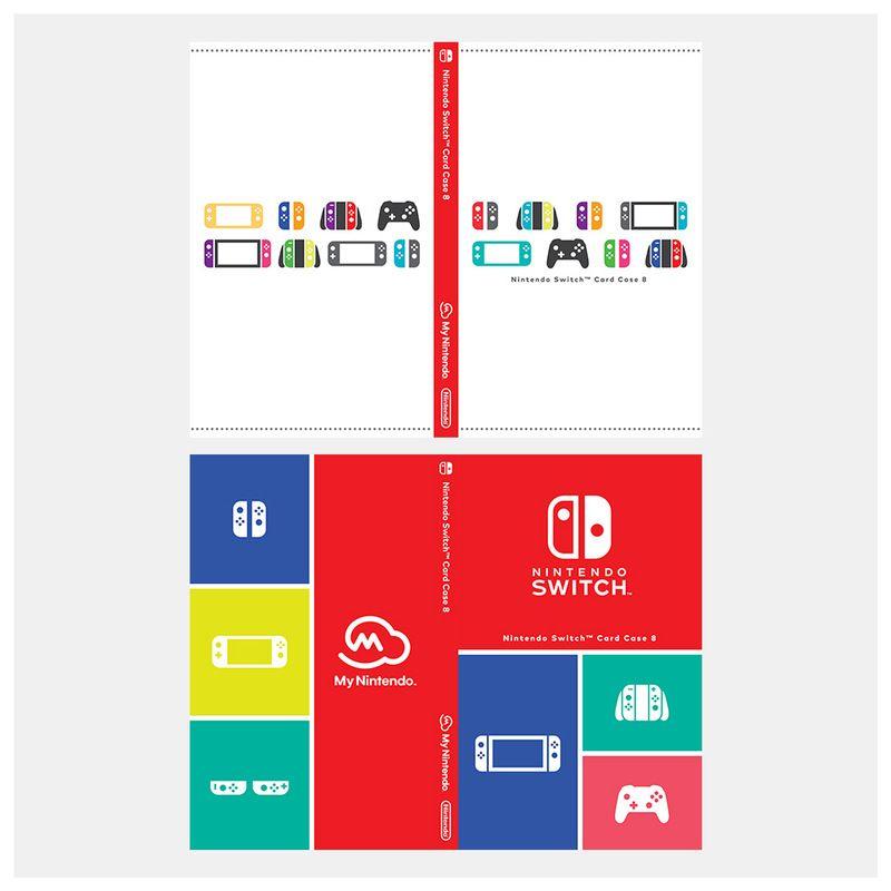 Boite de rangement de jeux Nintendo Switch MyNintendoStore