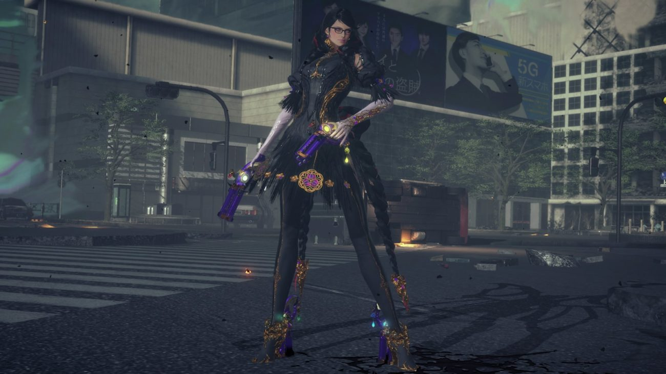 Bayonetta 3 premières images switch 7