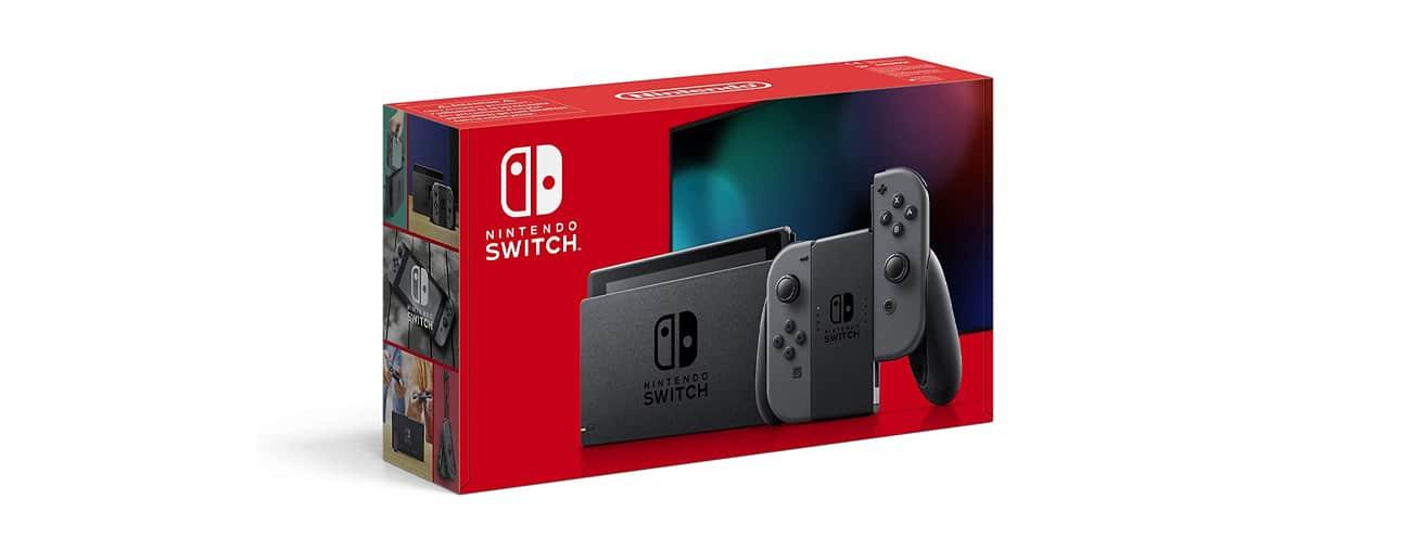 Boite console Nintendo Switch