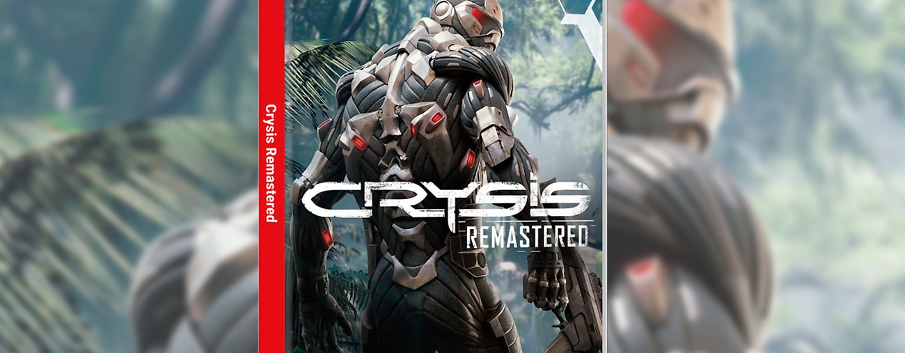 Crysis Remastered Trilogy sortira le 15 octobre des infos sur la version physique
