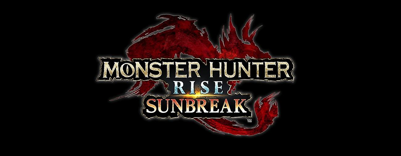 monster hunter rise sunbreak logo
