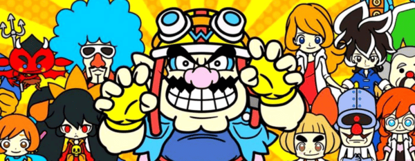WarioWare Get It Together Test Switch
