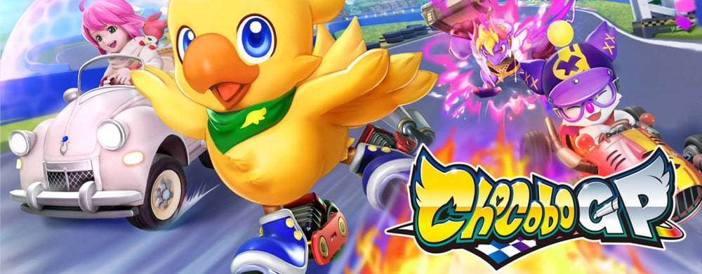 chocobo gp switch annonce