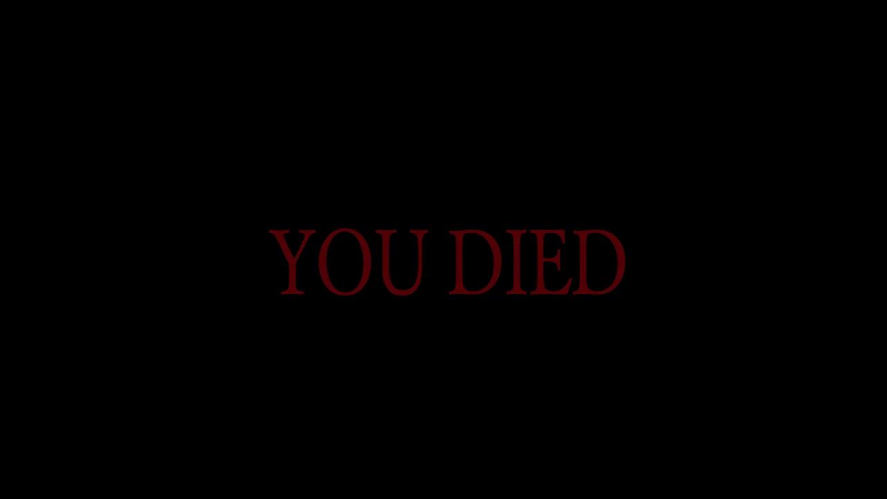 dark souls vous êtes mort