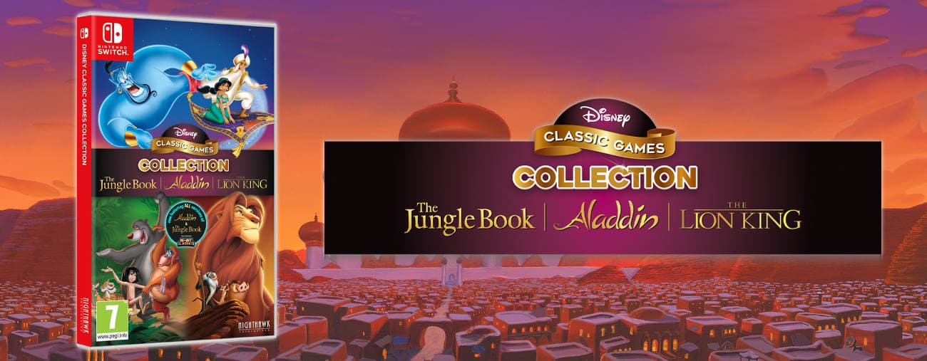 disney classic games collection 2021 switch
