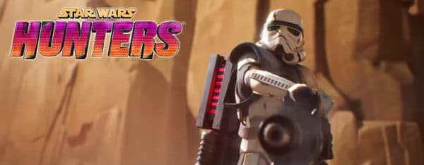 star wars: hunters bande annonce
