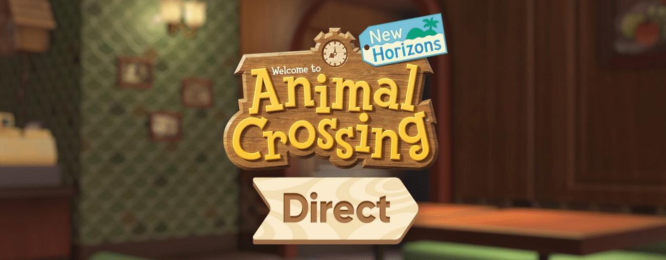 Animal Crossing Direct : une tonne de nouveautés !