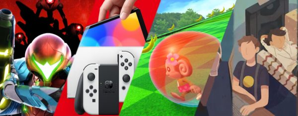 Sorties Switch majeures octobre 2021