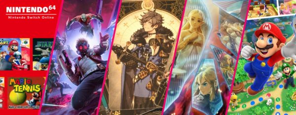 Sorties Switch Majeures Semaine 43