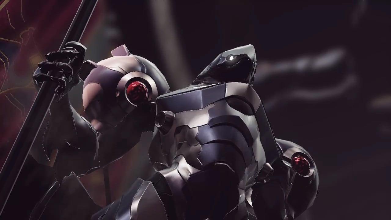metroid dread chozo robot