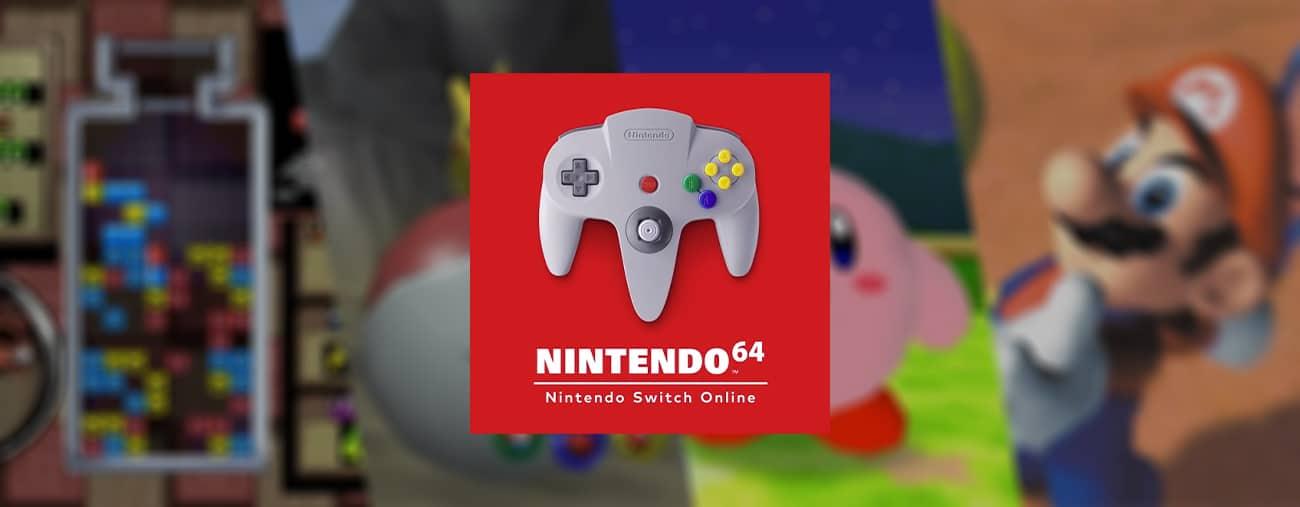 nintendo 64 classement pack additionnel nintendo switch online