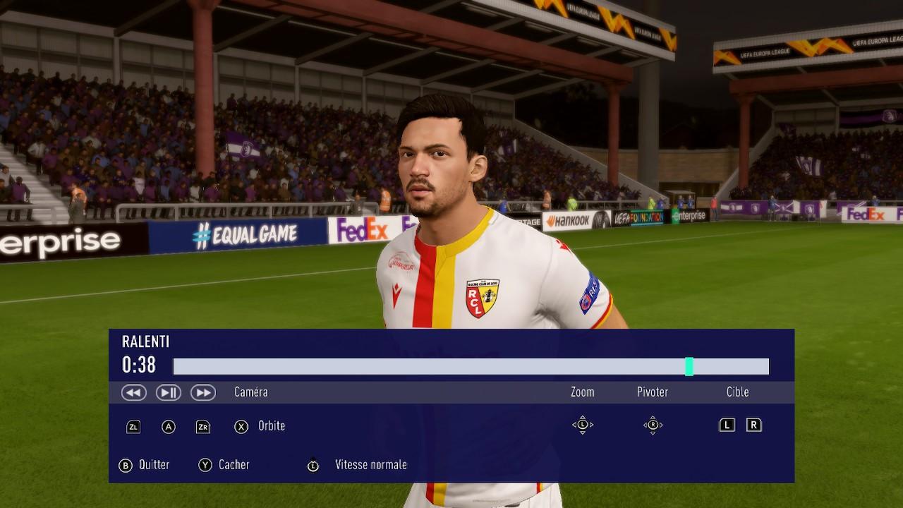 FIFA 21 Nintendo Switch Test